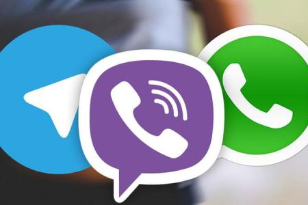 """WhatsApp""-a alternativ 5 tətbiq"
