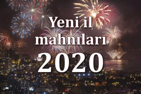 2020 Ci Il Yeni Il Mahnisi Ilk Az