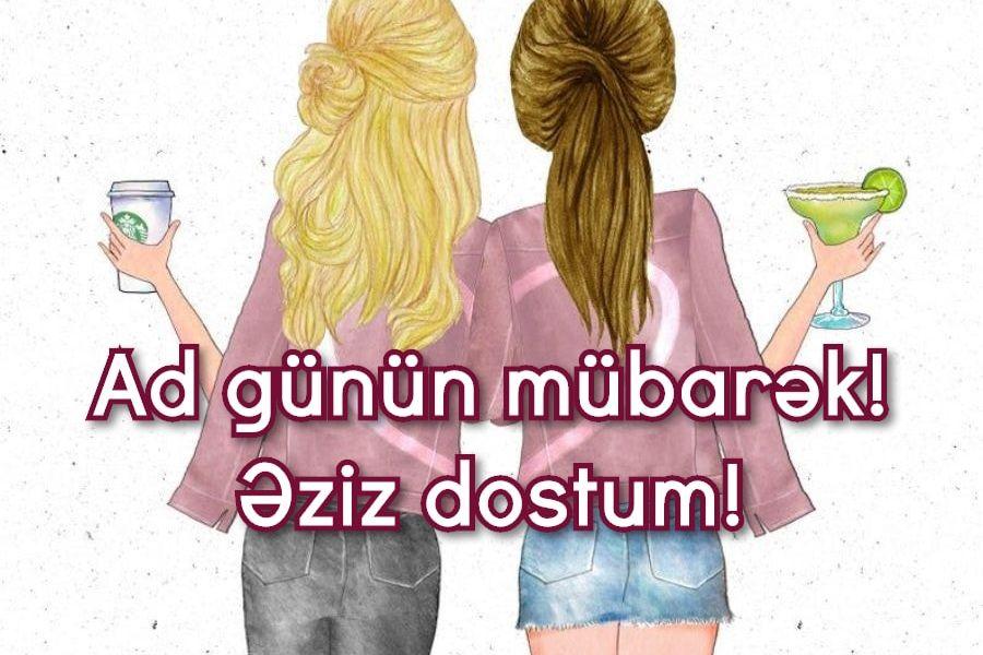 Dostlar Ucun ən Yaxsi Dogum Gunu Təbrikləri Ilk Az