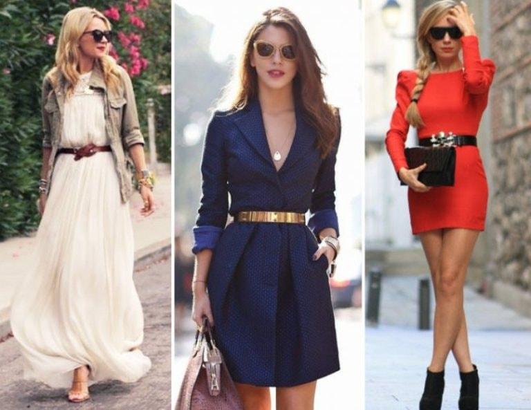 büyük desenli elbiseler