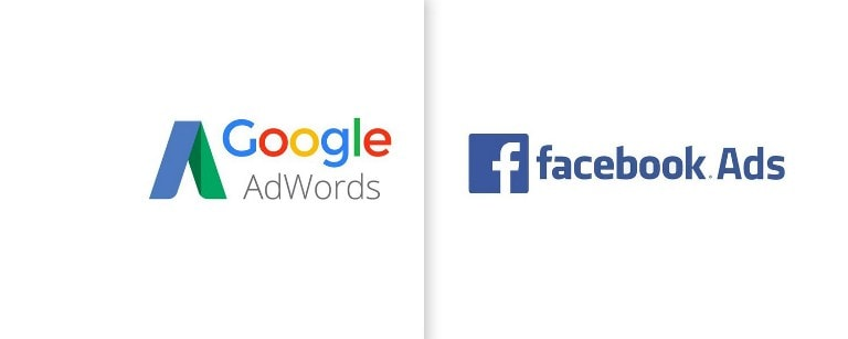 Google ads və Facebook