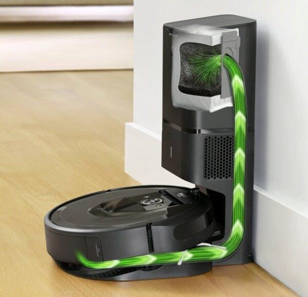 iRobot Roomba i7 + Robot Süpürge