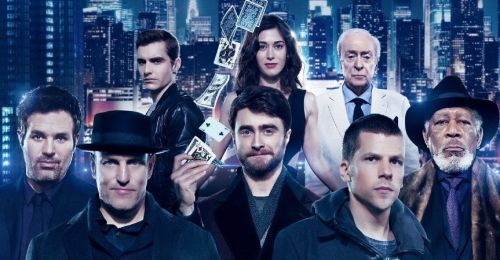 Now You See Me xarici soyğun filmi